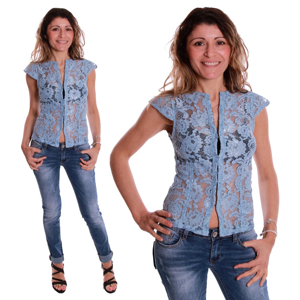 shirt maglietta t twin set datch maglia shirt coconuda BEw6qT