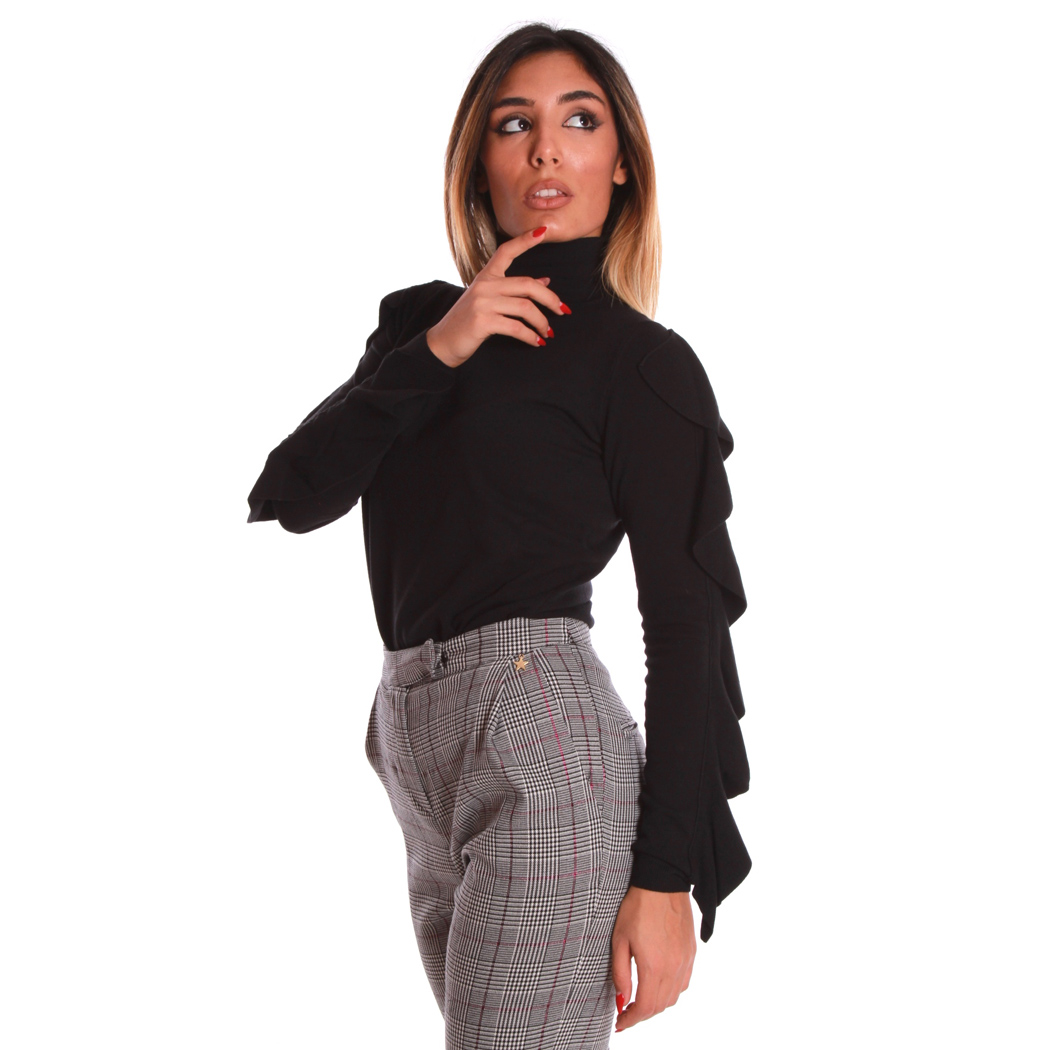 cardigan 06787 lana maglioni magliette pullover maglie PrxSWrqI