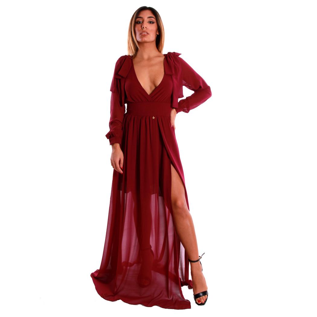 on sale b97ff 2e3a7 07021 Donna Pierre Vestito Pantalone Coconuda Gonna Abito ...