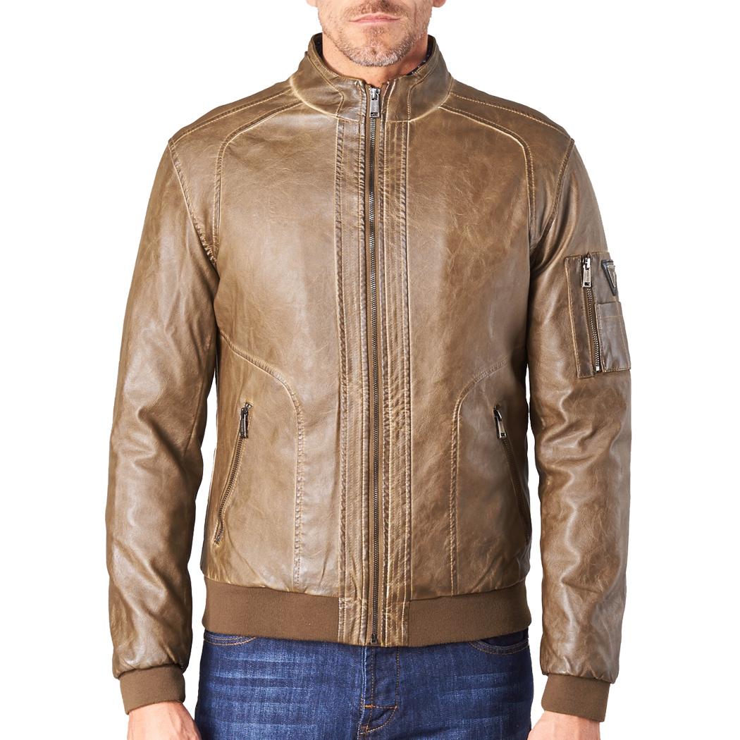 buy online f5f4f 2b4e2 M83L13W9TY0 - uomo, giubbotto, giubbino, di jeans, cappotto ...