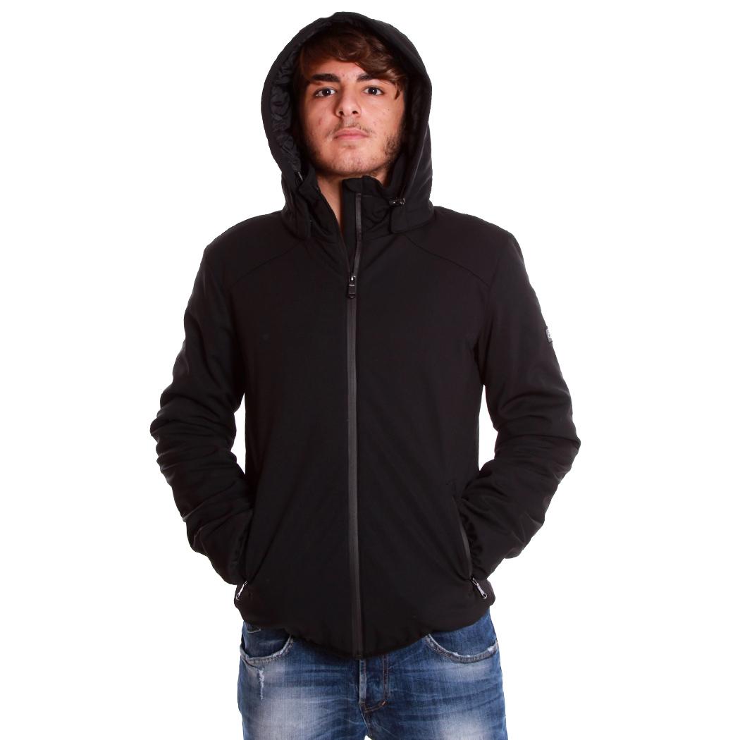 buy popular 70d43 5c298 J834 - uomo, giubbotto, giubbino, di jeans, cappotto ...