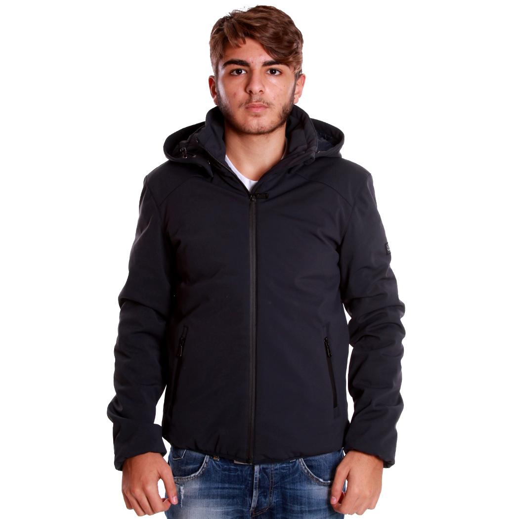 buy popular 50ddb 9f0c1 J834 - uomo, giubbotto, giubbino, di jeans, cappotto ...