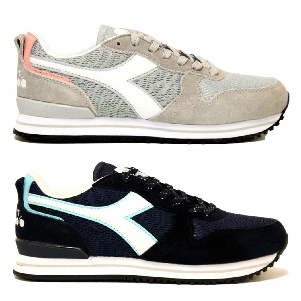 DIADORA OLYMPIA WN PLAT SCARPE SNEAKERS DONNA SHOES SPORT CORSA RUN 101.174368