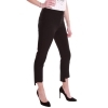COCONUDA PANTALONI DONNA CAPRI LEGGERI IN CREPE PANTS PRIMAVERA ESTATE 2733