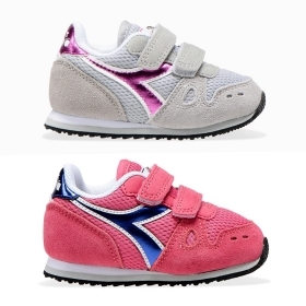 DIADORA SIMPLE RUN PS GIRL SCA