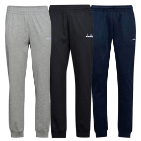 DIADORA CUFF PANTS CORE LIGHT PANTALONI COTONE UOMO PRIMAVERA ESTATE 102.175539