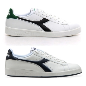 DIADORA GAME P SCARPE SNEAKERS UOMO SHOES PELLE SPORT CORSA TENNIS 101.160281