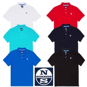 NORTH SAILS POLO UOMO PIQUET C