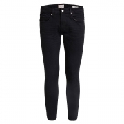 GUESS JEANS PANTALONI UOMO CHRIS SUPER SKINNY STRETCH BLACK NERO M01A27D3YA2