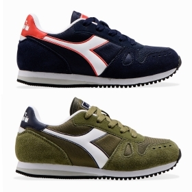 DIADORA SIMPLE RUN GS SCARPE SNEAKERS RAGAZZO RAGAZZA SHOES SPORT 101.174382