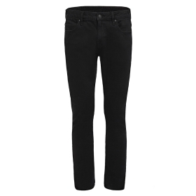 GUESS JEANS PANTALONI MODA UOMO CHRIS SUPER SKIN STRETCH NERO BLACK M0BA27D3Y2A