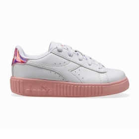 DIADORA GAME STEP PS GIRL SCARPE SNEAKERS BAMBINA LACCI SPORT 101.177377