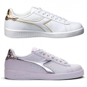 DIADORA GAME P WN SCARPE SNEAKERS DONNA SHOES SPORT RUN LUMINESCENTE 101.177005
