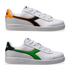 DIADORA GAME P GS SCARPE SNEAKERS UOMO SHOES PELLE SPORT CORSA TENNIS 101.173323