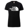 THE NORTH FACE EASY T-SHIRT MAGLIA DONNA TEE SPORT COTONE JERSEY NF0A4T1QJK31