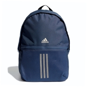 ADIDAS ZAINO CLASSIC 3 STRIPES BACKPACK UOMO DONNA BORSA SCUOLA SPORT BAG GL0916