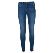 YES ZEE JEANS PANTALONI DONNA GIRL SKINNY SLIM FIT 5 TASCHE STRETCH P320/X605